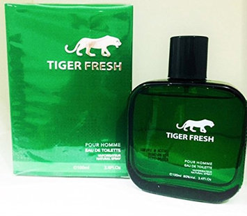 Cosmo Designs Cosmo Tiger Black Eau De Toilette Spray Perfume for Men