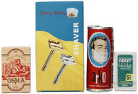 Shaving Factory Shaving Set with Shaving Factory Great Gift Set-2