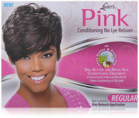 Pink Luster's Conditioning No-lye Relaxer Kit