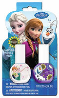 Frozen Nail Polish-on-Card Makeup Set