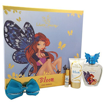 Winx Fairy Couture Bloom Chic Essence 4 Piece Gift Set