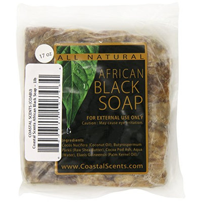Coastal Scents African Black Soap