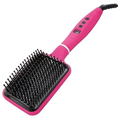 Calista Tools Perfecter Heated Paddle Brush