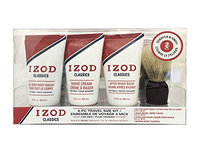 IZOD 4PC TRAVEL SIZE KIT - CLASSIC