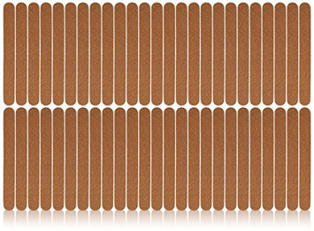 For Pro Garnet Wood 100/100 Grit File