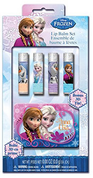 Frozen Lip Balm with Glitter Case Boxed