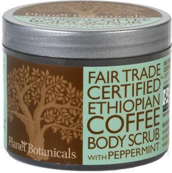 Planet Botanicals Foaming Fair Trade Body Scrub
