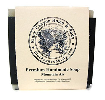 Black Canyon Home and Body Hand Crafted Bar Soap(Mountain Air)