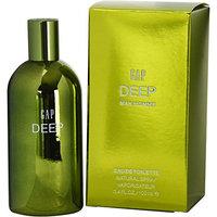 Gap Deep Eau De Toilette Spray for Men 3.4 Ounce