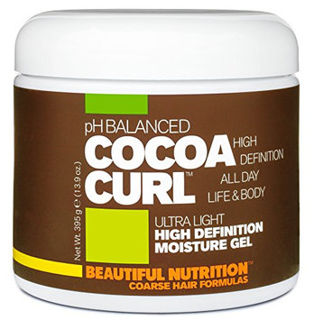 Beautiful Nutrition Cocoa Curl High Definition Moisture Gel