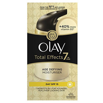 Olay Total Effects 7 in One Anti Ageing Day Moisturizer SPF 15