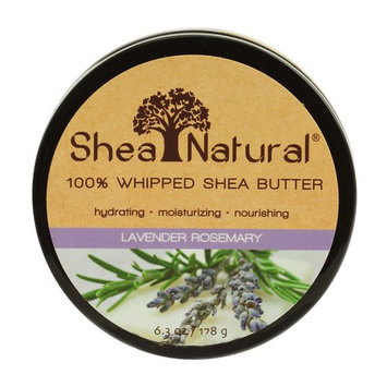 Shea Natural Whipped Shea Butter