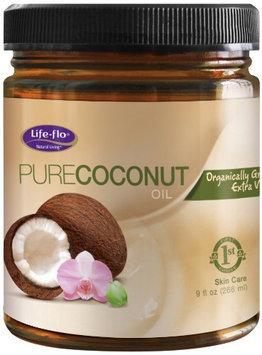 Life-Flo Organic Pure Coconut Oil