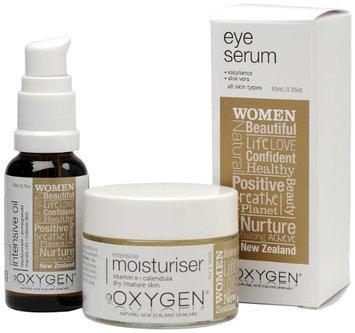 Oxygen Moisture Skin Care Gift Set for Women