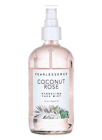Pearlessence Coconut Rose Hydrating Face Mist