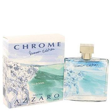 Azzaro Chrome Summer Eau de Toilette Spray