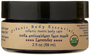 USDA Certified Mega Antioxidant Face Mask