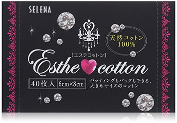 SELENA Esthe Cotton Facial Masl