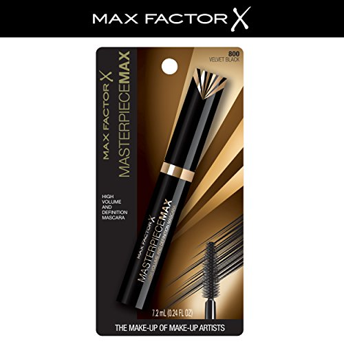 MaxFactor Masterpiece Max Regular Mascara Velvet Black