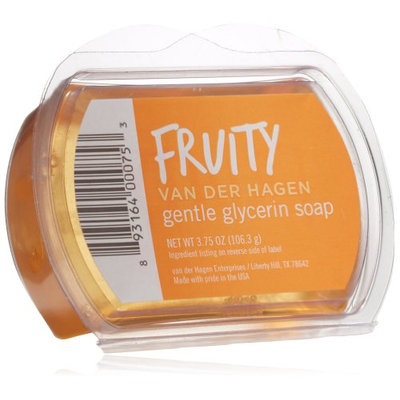 Van Der Hagen Glycerin Soap