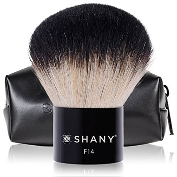 SHANY Master Duo Fiber Kabuki Powder and Highlighter Brush