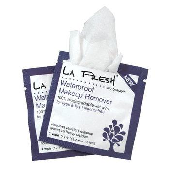 La Fresh Eco Beauty Waterproof Makeup Remover Wipes