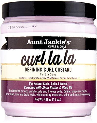 Aunt Jackies Curl La La Defining Curl Custard