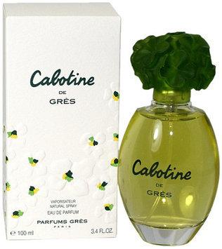 Cabotine De Gres By Parfums Gres For Women. Eau De Parfum  Spray 3.4 Oz