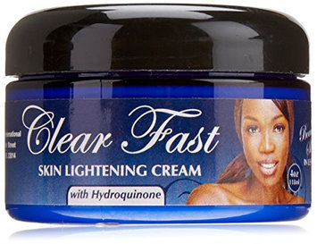 Clear Fast Skin Lighten Cream Jar