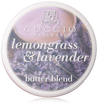 Cuccio Lavender and Lemongrass Body Butter Tower