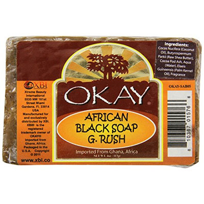 Okay Rush Soap