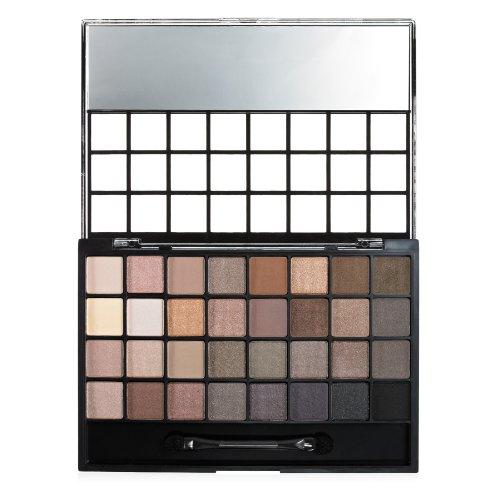 e.l.f. Studio Endless Eyes Pro Mini Eyeshadow Palette - Natural