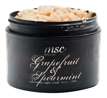 MSC Skin Care and Home Handmade Exfoliating Sugar Body Scrub