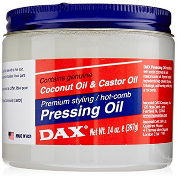 Dax Pressing Oil for Hair
