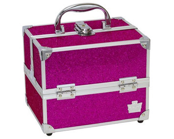 Caboodles Four Tray Makeup Train Case