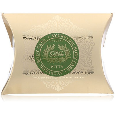 The Veda Company Spaveda Many Blessings Bar Soap in Gold Gift Box