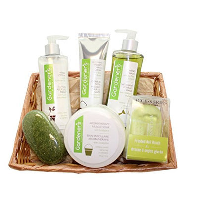 Gardners by Upper Canada Skin Care Gift Basket