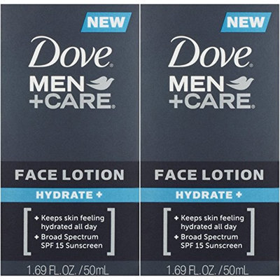 Dove Men + Care Face Lotion Hydrate