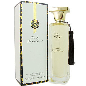 Five Star Fragrance Royal Secret Eau de Toilette Spray
