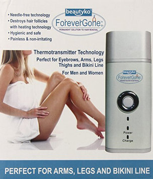 Beautyko Bk03614 Hair Removal System for Sensitive Skin