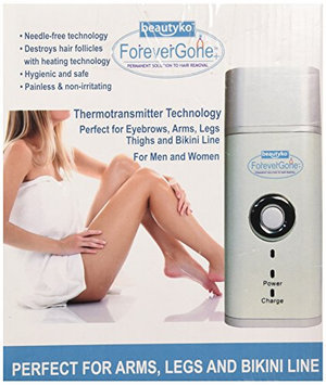 Beautyko Bk036119 Forever Smooth Skin Hair Removal System