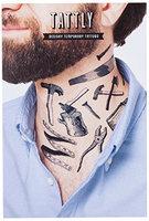 Tattly Temporary Tattoos Tool Set