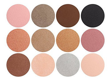 The Mojave Collection with Florentine Gold magnetic ittse Palette
