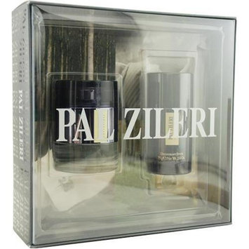 Pal Zileri Sartoriale By Pal Zileri For Men. Set-edt Spray 1.7 oz & Deodorant Stick 2.5 oz