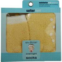 Bath Accessories Socks Essential Moisture with Jojoba and Lavender Oils