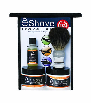 eShave TSA Travel Kit