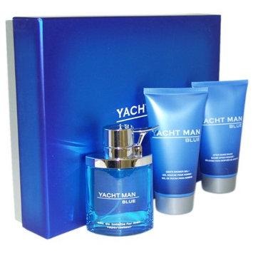 Myrurgia Yacht Man Blue Fragrances for Men (Eau De Toilette Spray