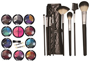 Cameo Eyeshadow and Brush Set