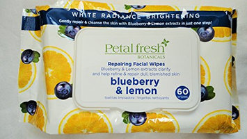 Bio Creative Lab Pfb White Radiance Exfoliating Facial Cleansing Wipes