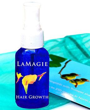 La Magie #1 Top Rated Hair Loss Treatment/Lavender 100% Certified Organic la Magie Hair Growth/ for Men & Women - Stimulates Hair